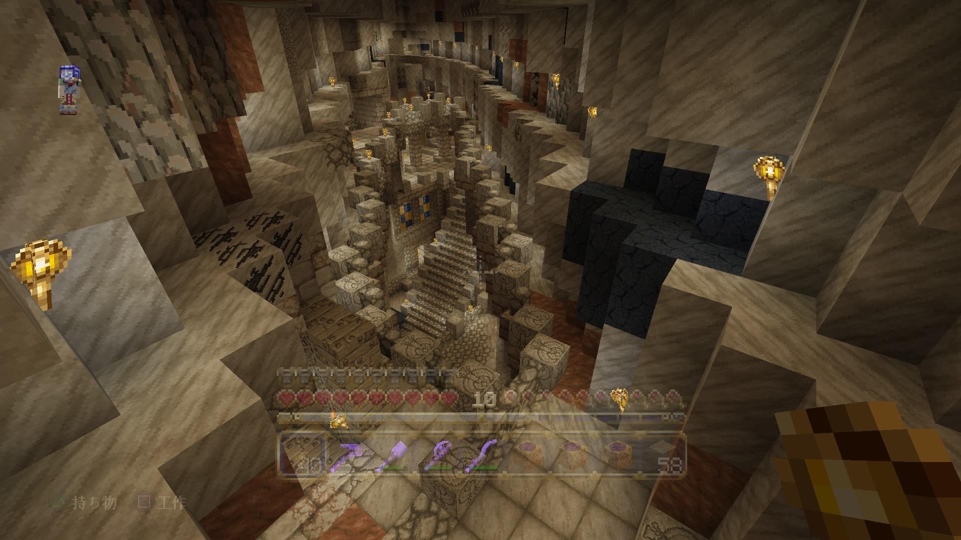 さ 深 マイクラ 要塞